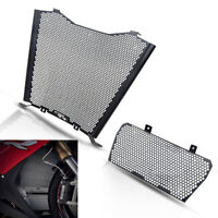 Radiator Grill Cover Oil Cooler Guard For BMW S 1000 RR S1000RR 2019 2020 19 20