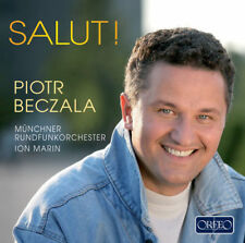 "Piotr Beczala - ""Salut!"" Like New! CD FREE Shipping!"