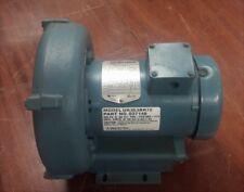 Ametek/EG&G Rotron Regenerative Blower .75HP - DR353BR72