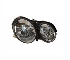 For Mercedes C215 W215 Passenger Right Headlight Assembly Genuine 2158202261