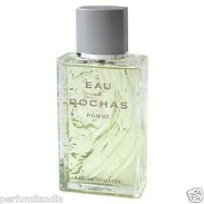 EAU DE ROCHAS MEN HOMME EDT 100 ML VAPO SPRAY Perfume hombre CAJA ORIGINAL NUEVO
