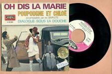 DISQUE : POUPOUGNE ET CHLOE - LES SIMPLETS - OH DIS LA MARIE + 1 - VOGUE 45.1661