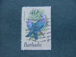 Barbados 1979 Birds 40c multicoloured SG631b G-FU