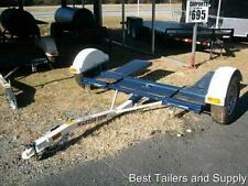 2017 MASTER TOW tow dolly 80THD EB w straps and brakes NEW trailer car dolly