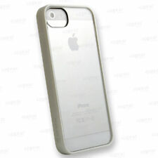 GRIFFIN REVEAL THIN CLEAR CASE PROTECTIVE COVER FOR IPHONE 5 5S SE WHite