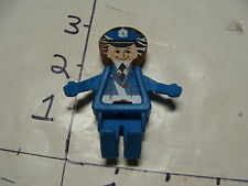 vintage Character-1970's wood and plastic POSTMAN CHARACTER