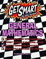 Get Smart: General Maths by Grove. Suitable for Year 12 HSC