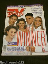 TV TIMES - NATIONAL TELEVISION AWARDS - OCT 23 1999