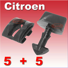 CITROEN BERLINGO XSARA PICASSO UNDERTRAY CLIPS ENGINE COVER SPLASHGUARD FIXING