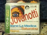 JOVANOTTI-.LA MEDICA-SATURNINO-NACO-i cd di TUTTO 1996