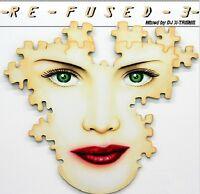 RE-FUSED VOL.3 'UK HARDCORE' - MIXED BY DJ X-TREME (2013 CD) DOUGAL, BREEZE....