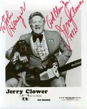 Jerry Clower Jsa Coa Hand Signed 8x10 Photo Autograph Authenticated