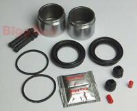 for Suzuki Grand Vitara FRONT L & R Brake Caliper Repair Kit +Pistons (BRKP128)