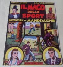 AVVENTURA DI MANDRACHE 'IL MAGO DELLO SPORT' (ed. Nerbini)