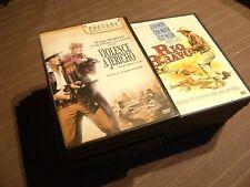 CLASSIQUES DU WESTERN - SUPERBE LOT 18 FILMS EN DVD
