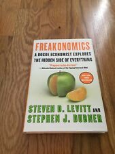 Freakonomics - A Rogue Economist Explores The Hidden Side of Everything