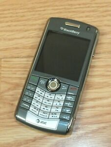 Blackberry 8110 (AT&T) Bar Style GSM Cell Phone Only **READ**