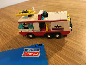 Lego City Town Set 6440 Jetport Fire Squad (1991).