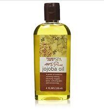 Trader Joe's Spa 100% Pure Natural Jojoba Oil for Removing Makeup 4 oz