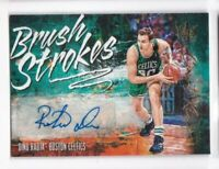 2018-19 Dino Radja #/149 Auto Panini Court Kings Celtics