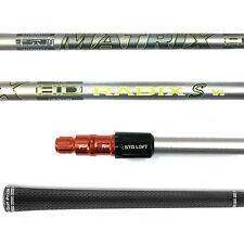 Matrix Radix S Series VI Driver Shaft X-Flex W/TaylorMade Adapter R11/ R9/RBZ