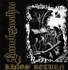 BUNDESWEHRA (Polen) / NERGAL (Schweiz) - split CD - Necro Spell / Kings' Return