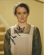 Hand Signed 8x10 photo SOPHIE McSHERA as DAISY in DOWNTON ABBEY + my COA