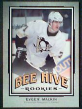 EVGENI MALKIN  06/07 AUTHENTIC ROOKIE CARD