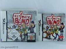 Ultimate Band für Nintendo DS/Lite/XL/3DS - OVP+Anl. - Sehr guter Zustand
