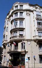 Pewter Creamer from Hotel Scribe Nice France Vintage Art Krupp Berndorf