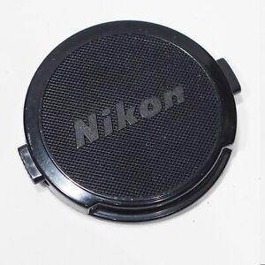 Nikon Nikkor 52mm Vintage Lens cap, 1970s Ai lens cap, will not scratch glass
