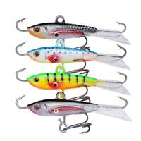 Winter Ice Fishing Lures Hard Jigs Bait Spoon Metal Lures Fresh Water Tackle Hot