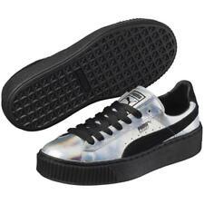 2072d5c49d6dad Puma Basket Platform Explosive Damen Sneaker Schuhe Turnschuhe  Freizeitschuhe