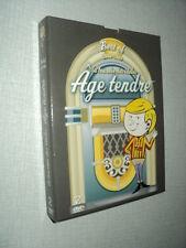 AGE TENDRE BEST OF 2006-2009 COFFRET 2 DVD BARZOTTI ANNIE PHILIPPE