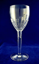 "Stuart Crystal by Jasper Conran ""ICE"" Wine Glass - 22.7cms (8-7/8"") tall"