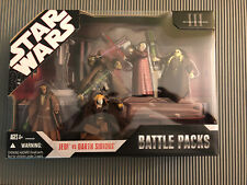 Star Wars Battle Pack 30th Anniversary Jedi vs Darth Sidious