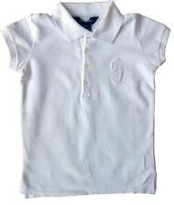 Vêtements blanc manches courtes pour fille de 6 à 7 ans