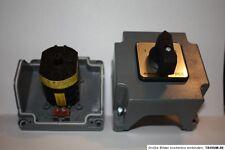 Polumschalter Drehrichtungsschalter Kraftstrom380 Volt Drehstrom Motor