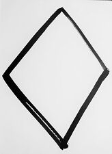 ELLSWORTH KELLY - ANCIENT SYMBOLS #2 - LITHOGRAPH - 1964 - FREE SHIP IN US  !!!