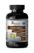 Garciniaslim - GARCINIA CAMBOGIA 1300mg - fat burner advanced 1 Bottle