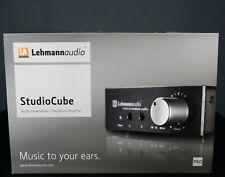 Lehmann Audio Studio Cube Amplificateur de casque. BRAND-NEW. EXPÉDITION MONDIALE.