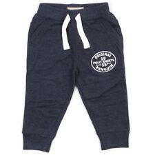 Pantalons bleu pour garçon de 2 à 16 ans en 100% coton