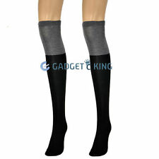 Cotton Knee-High Stockings & Hold-ups for Women