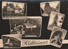 AK Kyffhäuser. Verschiedene Ansichten nach 1945