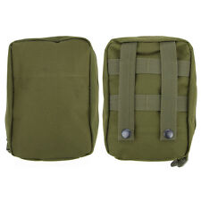 Waterproof Airsoft Molle Tactical Medical Military First Aid Sling Mini Pouch