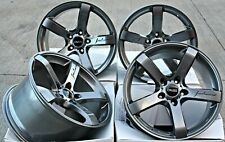 19 INCH ALLOY WHEELS ALLOYS CRUIZE BLADE GM FIT FOR BMW + TPMS SENSORS