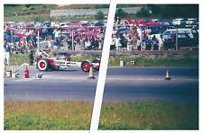 1960s Drag Racing-Early Blown Small Block Chevy Front Engine Dragster