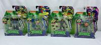 New! Rise of the Teenage Mutant Ninja Turtles Action Figures - 4 Choices