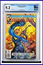 Fantastic Four #v3 #3 CGC Graded 9.2 Marvel March 1998 White Pages Comic Book