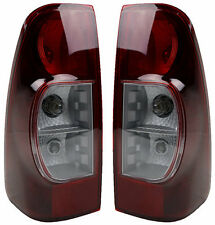 Pair Tail Lights for Holden Rodeo RA 10/06-07/08 Ute New LX DX Rear Lamps